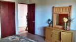 Casita Lunar Bedroom Door