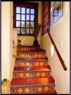 Casa de Sueños stairs