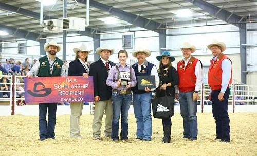 2019 4-H SA Rodeo Scholarship