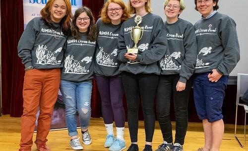 CMR 2020 Dolphin Challenge Winners