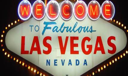 Without competition, Vegas would be boring
