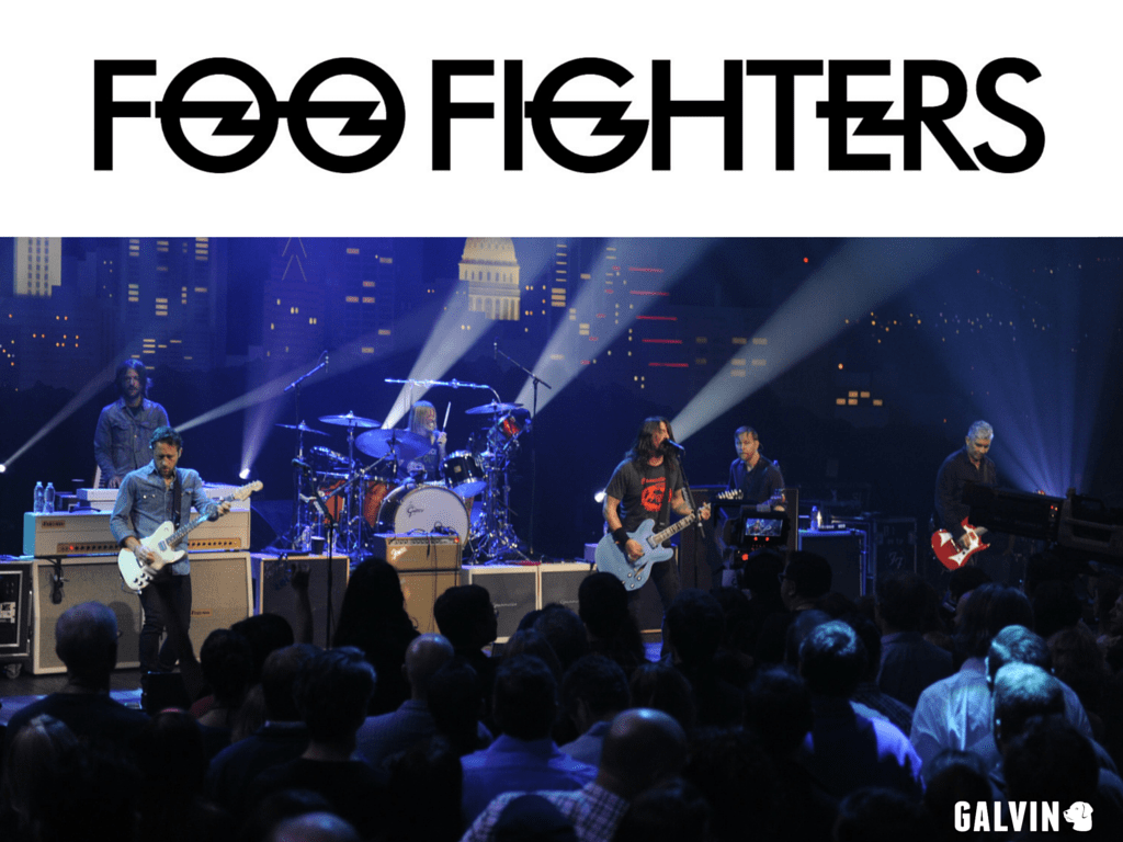 Get Ready for Foo Fighters at Dreamforce