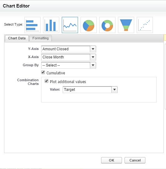 Chart Editor