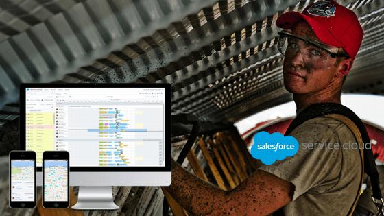 Salesforce Field Service Lightning