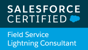 Salesforce Certified Field Service Consultant