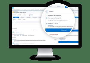 Salesforce Financial Services Analytics
