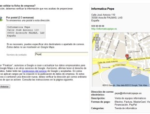 Cómo añadir tu negocio a Google Maps