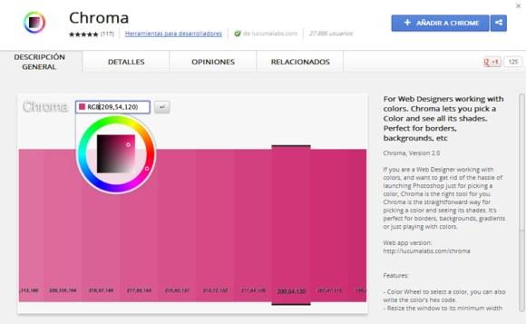 Chroma Chrome