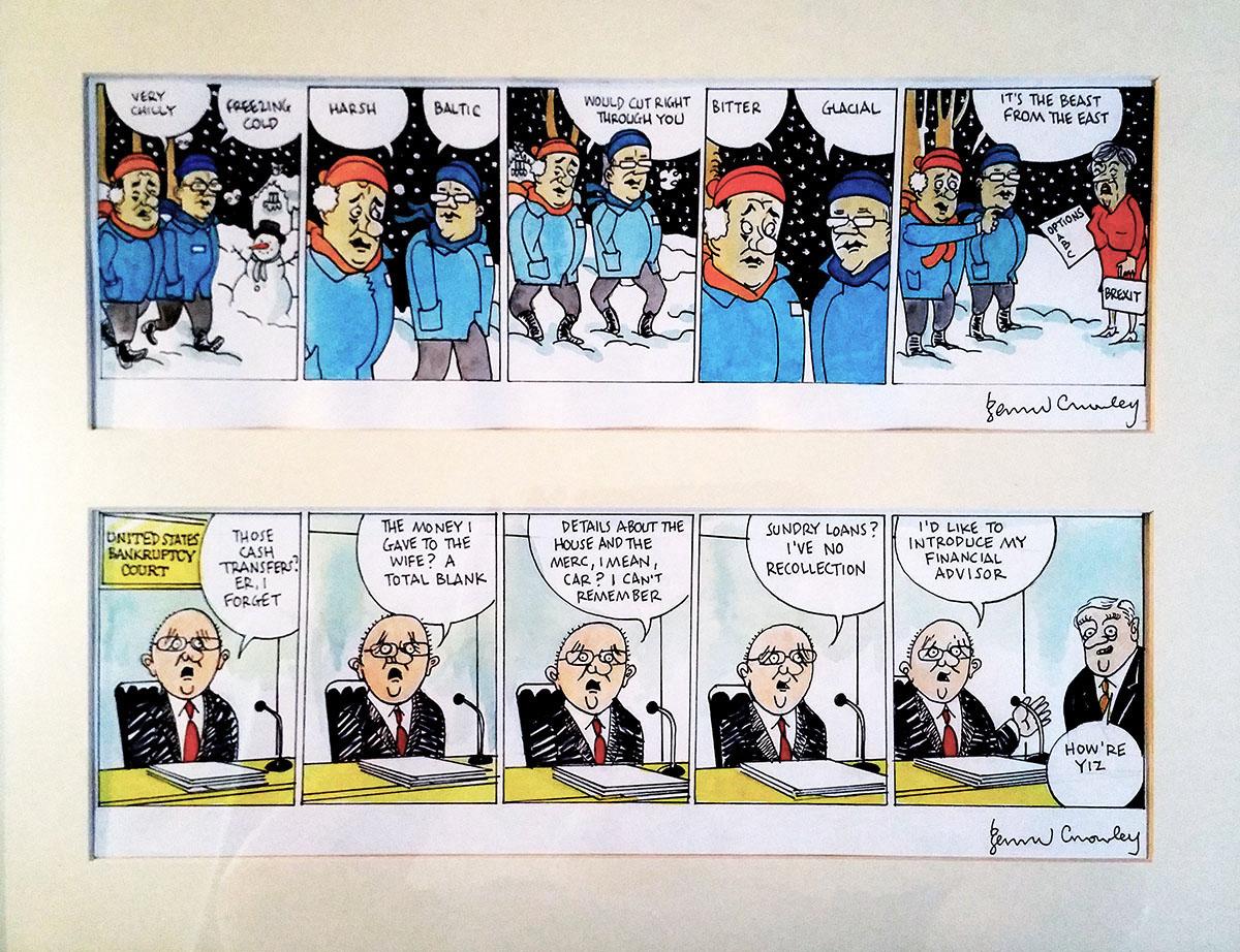 Catalogue Cartoon Sample