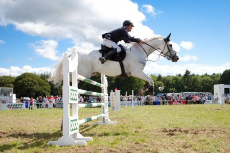 Showjumping in Galway