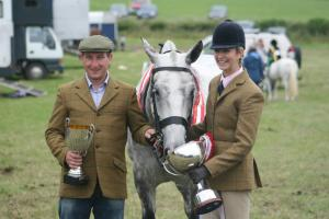 Champion of show, Ardrahan 2012