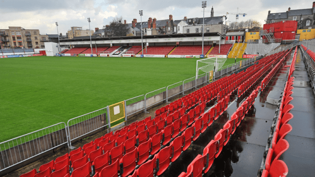 Supporters bus details for St. Patrick's Athletic away