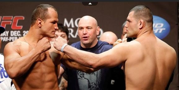 Cigano revê Velasquez no UFC 155 por acerto de contas e legado como campeão dos pesados