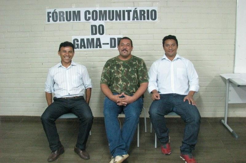VIII Plenária de participação popular do Fórum Comunitário do Gama