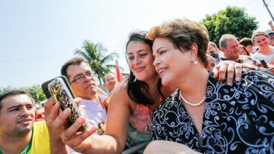 Política: Sim, Dilma, nós podemos!