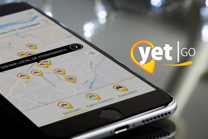 Concorrente do Uber, Yet Go começa a funcionar no DF e promete preços 40% mais baratos