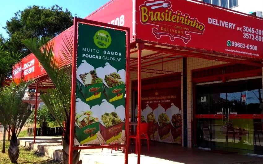 Chega ao Gama uma novidade em comida tipicamente brasileira