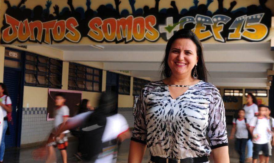 Diretora Ana Elen representa o DF em evento nos EUA