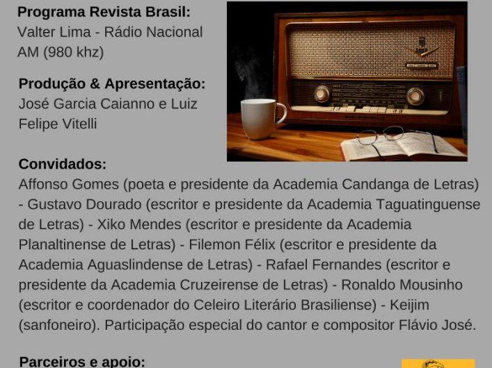 17ª Edição do Sarau Nacional Banca de Poetas