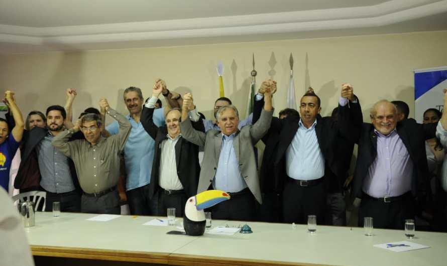Izalci será o candidato ao GDF do grupo de Cristóvam; Frejat pode vir como vice
