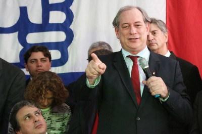 Ciro Gomes do PDT