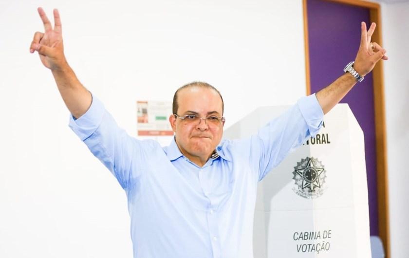 Ibaneis Rocha faz campanha de forma surpreendente e é eleito governador do DF