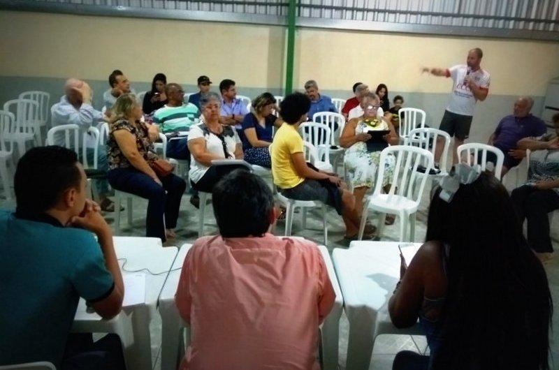 Nova mesa mediadora do Fórum Comunitário e de Entidades do Gama