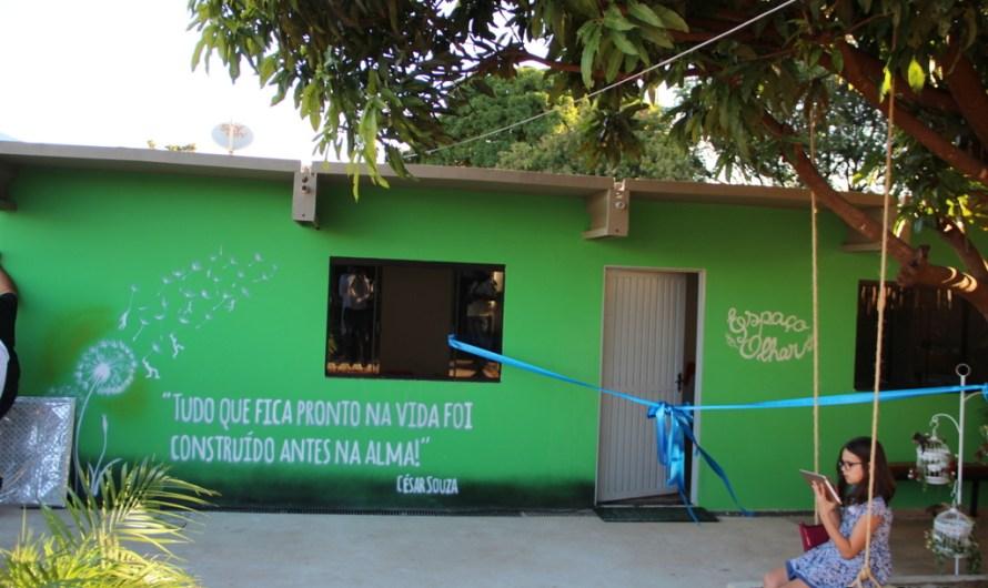 Espaço Olhar é inaugurado na Coordenação Regional de Ensino do Gama