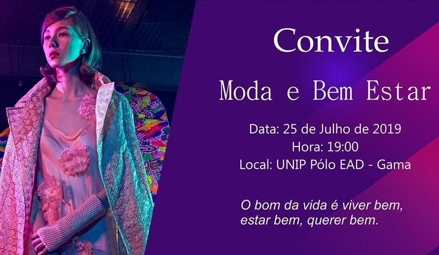 Evento Moda & Bem Estar agitará a cidade do Gama nesta quinta-feira (25/07)