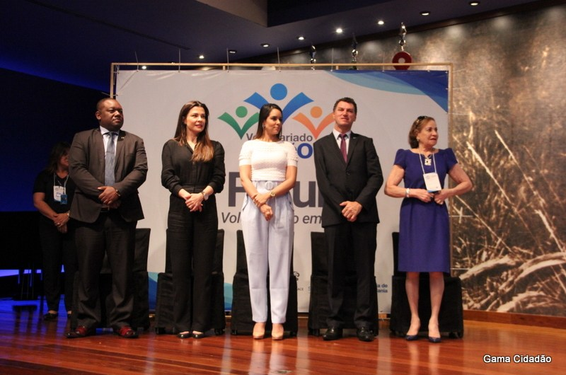 Dia Nacional do Voluntariado é celebrado com programação especial no DF