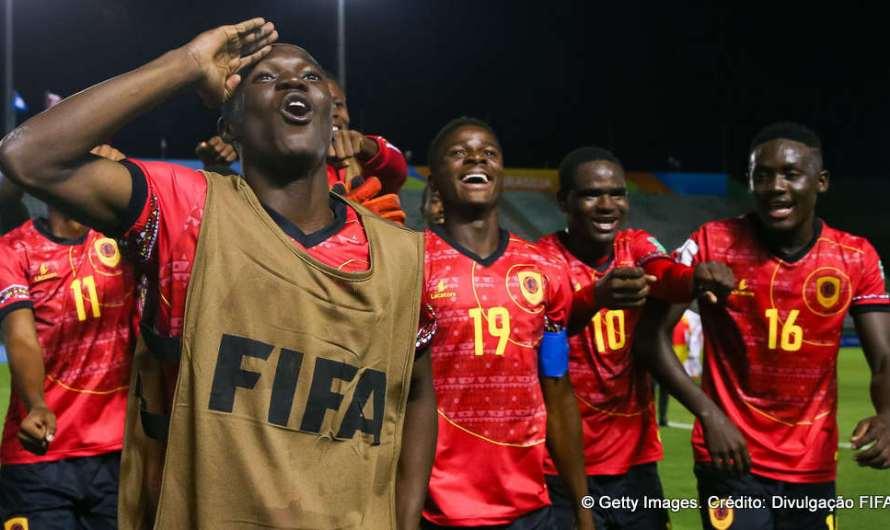 Angola triunfa na estreia do Mundial Sub-17 da FIFA