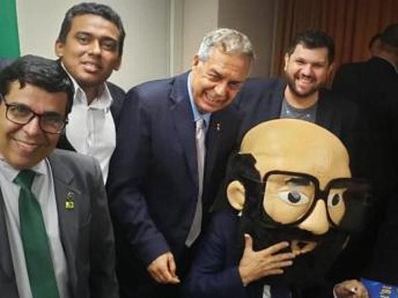 Reativação do PRONA partido do Dr. Éneas Carneiro é protocolada no TSE