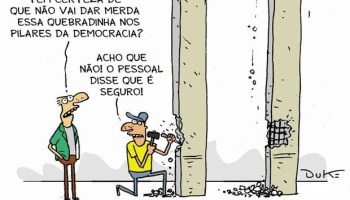 Lei das Fake News - Fake Democracy
