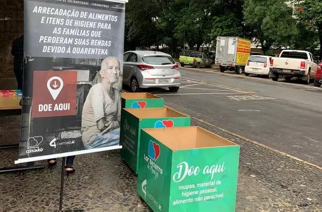 Campanha Solidária ajuda mais de 43 mil que sofreram com o isolamento no DF