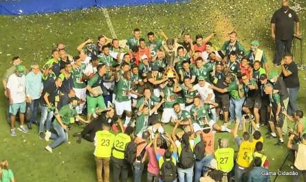 Gama vence Brasiliense nos pênaltis e é campeão do Candangão pela 13ª vez