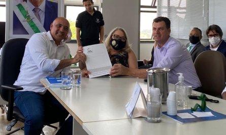 Dia Nacional de Luta das Pessoas com Deficiência: Secretária da Pessoa com Deficiência e a Codhab firmaram Acordo de Cooperação Técnica