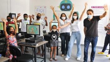 Inaugurado primeiro laboratório do Reciclotech