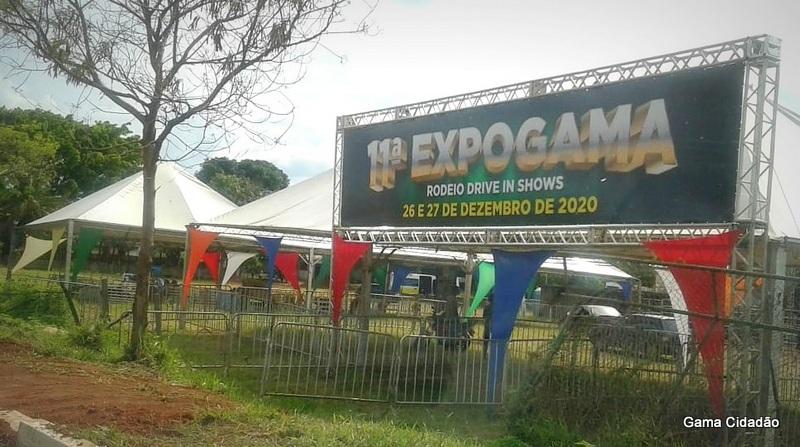 11° ExpoGama Rodeio Drive