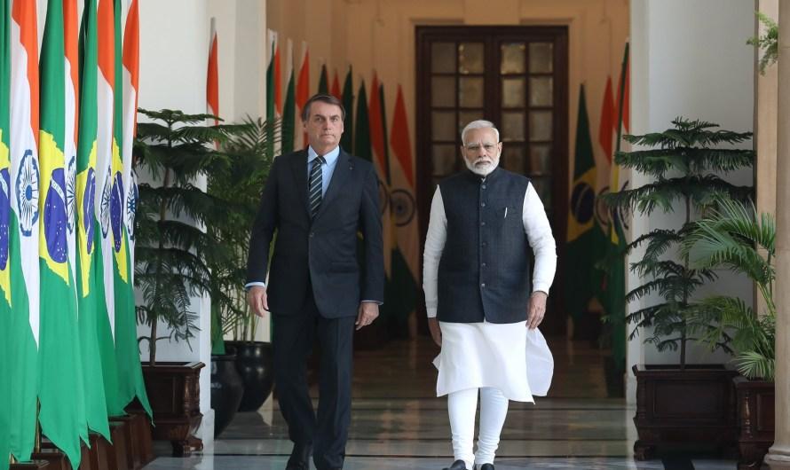 Índia vai exportar doses de vacina para Brasil nesta sexta