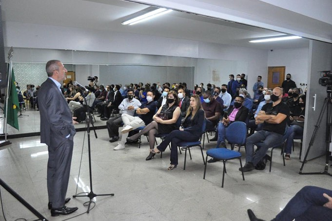Com Fadi Faraj e Paulo Fernando, PTB-DF ganha força e tende a lançar candidato ao governo do DF