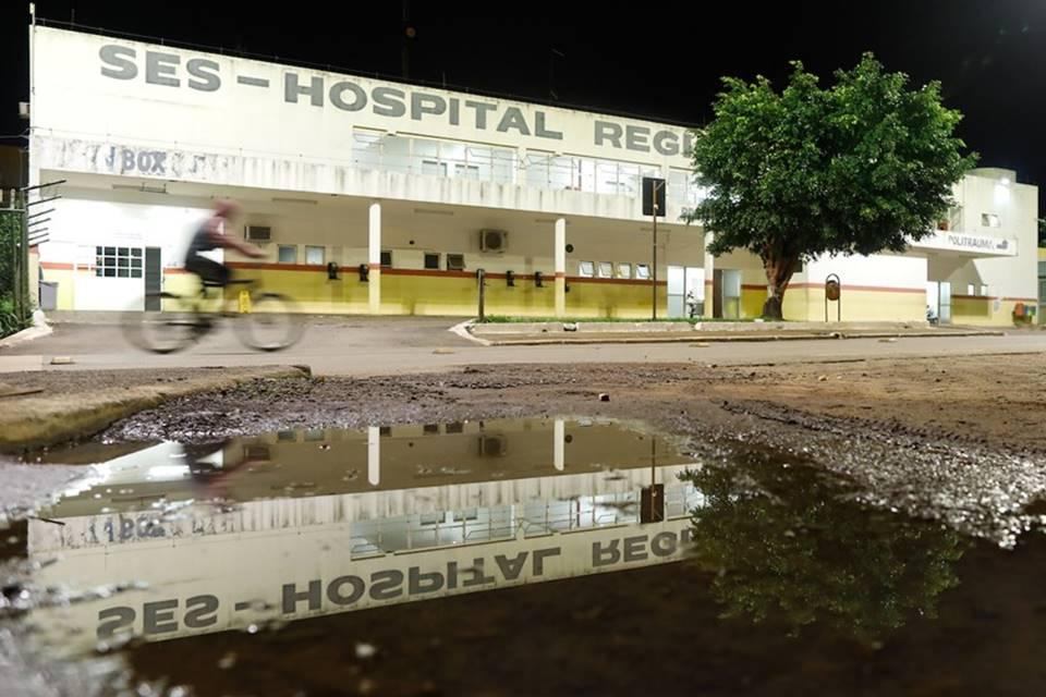 """Diretor do Hospital Regional do Gama é exonerado após denúncias de """"situação caótica"""""""