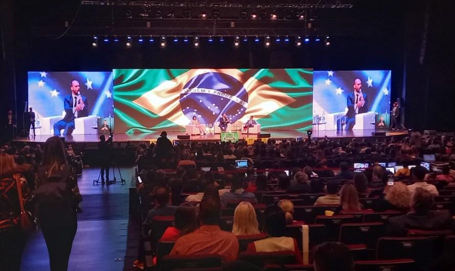 Maior encontro conservador do mundo, CPAC Brasil 2021 foca em direito à liberdade de opinião e expressão
