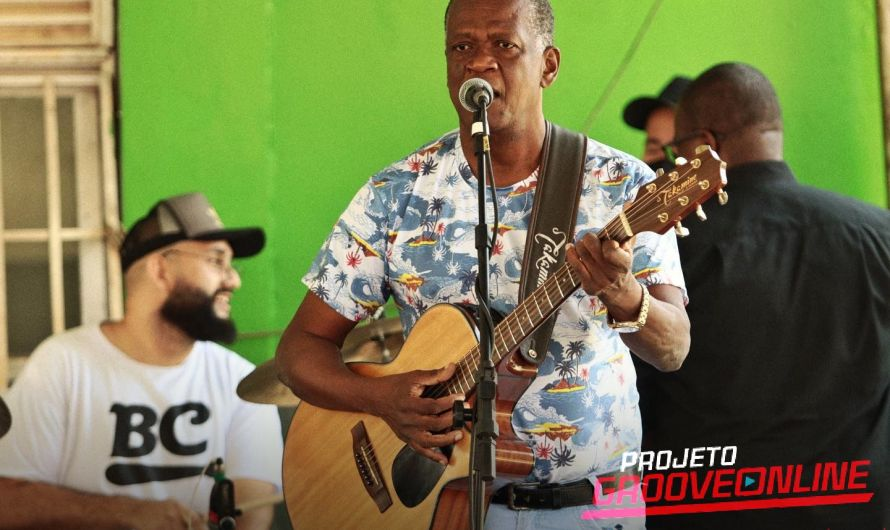 Um grande sucesso, Projeto Grooveonline, leva musicalidade, conhecimento e entretenimento em escolas do DF