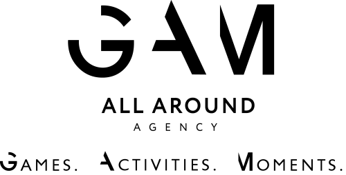 GAM All Around Agency: Games. Activities. Moments.