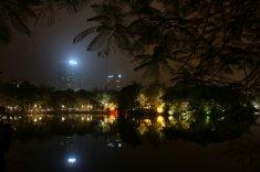 See bei Nacht