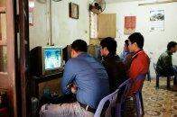 Zeitvertreib mit Video-Spielen