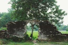 So sehen viele Ruinen aus