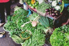 Viele Kräuter sind die Basis der Vietnamesischen Küche