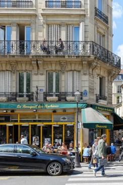 Café in Le Marais