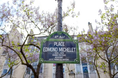 Place Edmond Michelet